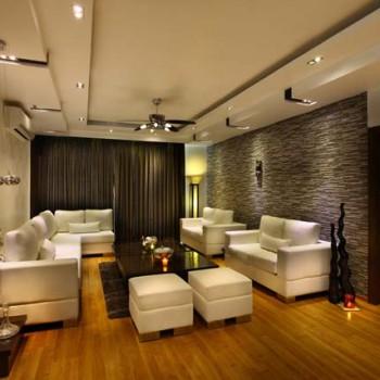 Interior design of Vatika City Apartment