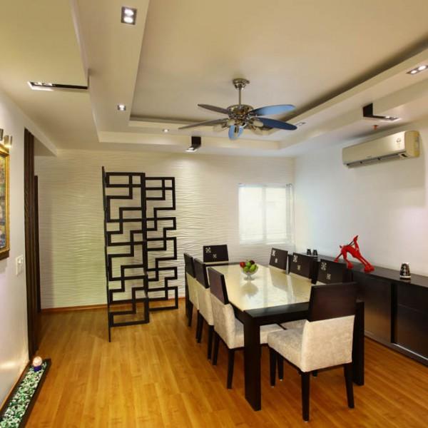 Luxury dining Room 04
