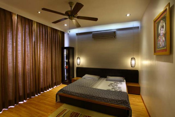 children bedroom Interior design of Vatika City apartment