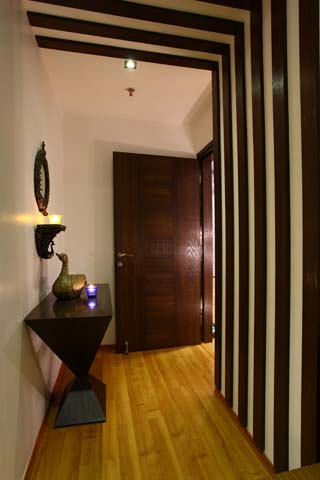 Interior design of Vatika City apartment 8