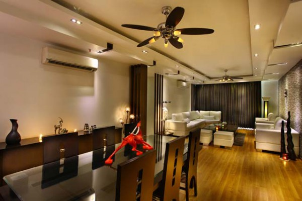 Interior designing of Vatika City Apartment