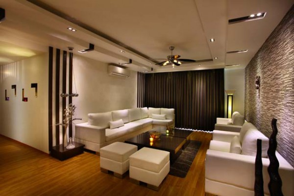 Interior design of Vatika City 1