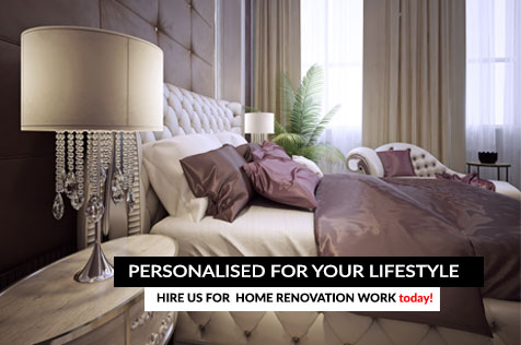 interior designer for home renovation