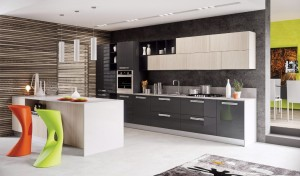 Modern-Kitchen-with-grey-Marble-Flooring-Ideas