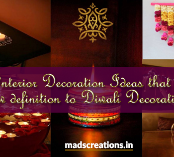 Diwali Interior Decoration Ideas