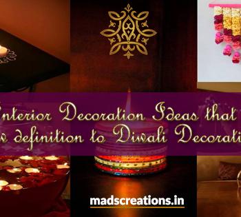 Diwali Interior Decoration Ideas