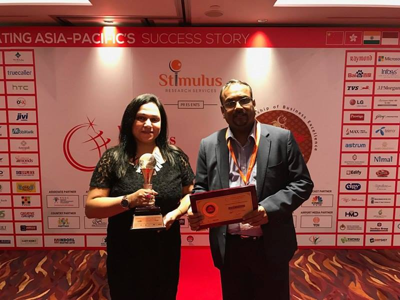 GLOBE Platinum Awards 2016 - Celebrating Asia-Pacific's Success Story