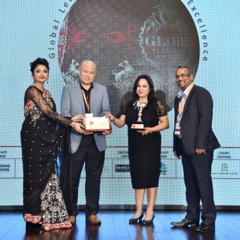 GLOBE Platinum Awards 2016