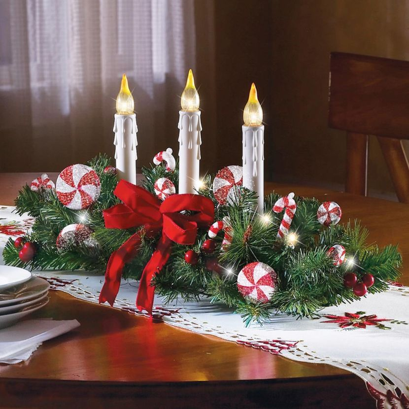 home-decor-for-christmas-with-a-centrepiece