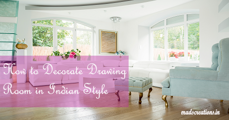 decorate drawing room