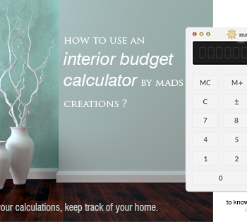 interior budget calculator