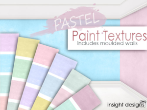 Soothing Pastel Wall Paints