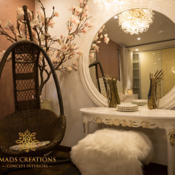 Vipul Tatvam Villa bedroom interior