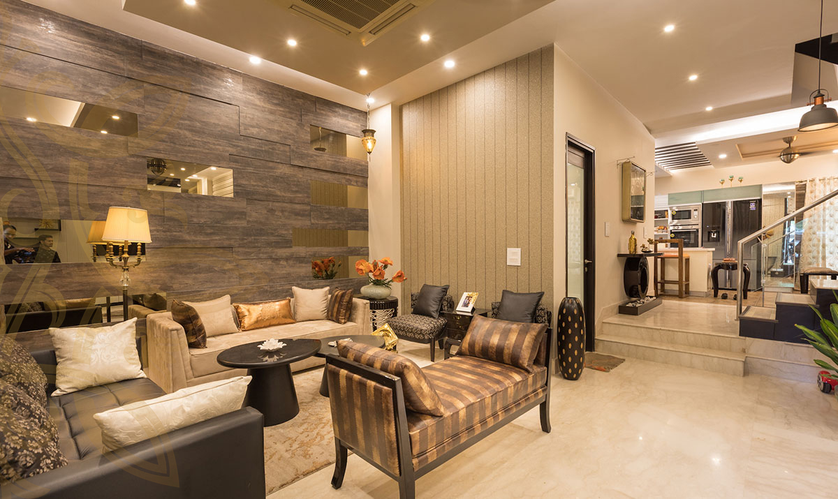 Residential interior design comfortable home design for Residential interior design photos