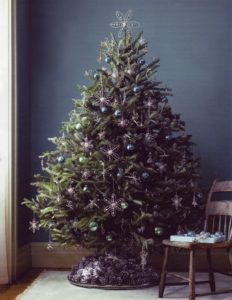Christmas tree for living room