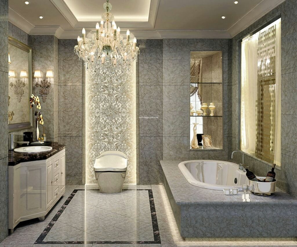 Mads Creations present luxury bathroom ideas