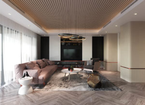 luxury living room interior design Idea by Mads Creations