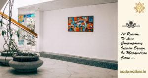 Contemporary Interior Design In Metropolitan Cities