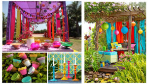 beautiful patio then Holi means more decoration by Mads Creations