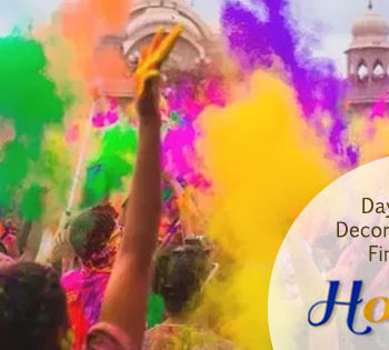 Holi decoration ideas