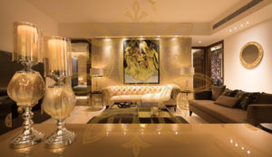 M3M Golf Estate Gurgaon Interior Project_furniture luxury