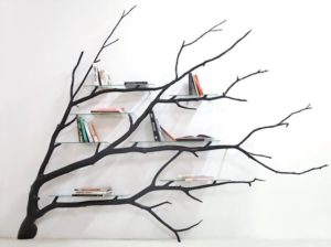 Tree BookShelves by madscreations