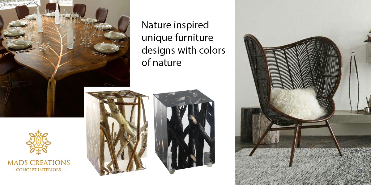 Nature Inspired Unique Furniture Designs Colours,Homestead Free Australian House Designs And Floor Plans