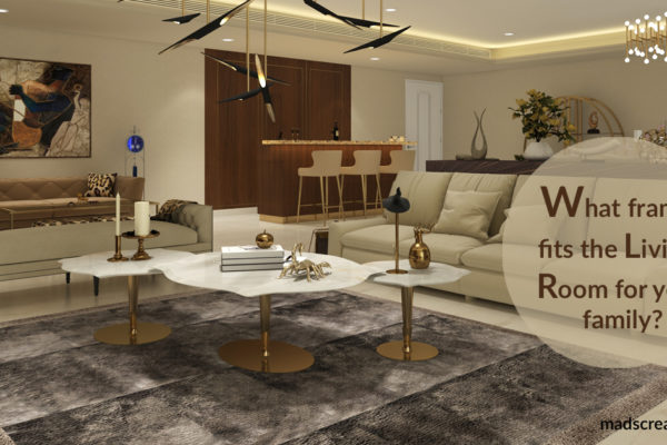 Living Room interior ideas by madscreations
