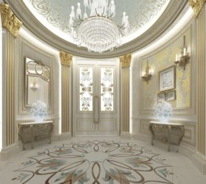 inlay works on both residential and commercial spaces. Why Marble Inlays For Floors