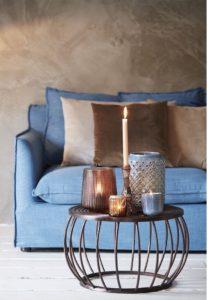 Stool for living decor Ideas