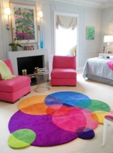 rugs ideas for home decor with colour full furniture