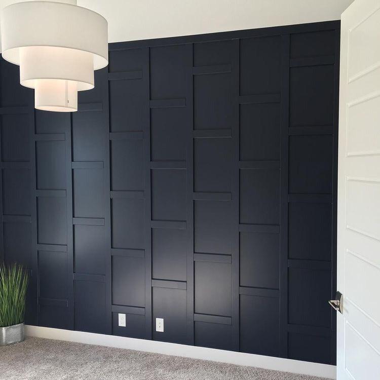 wall Texture interior decor with lighting ideas