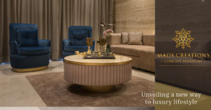Interior design projects in Sushant Lok Gurgaon