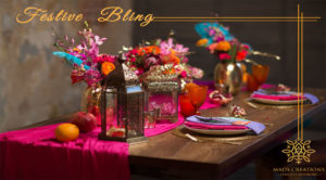 Right ways to set tablescapes in festivals