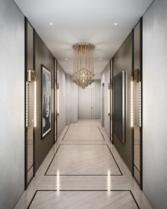 corridor ceiling design ideas
