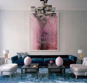 Luxury living room interior by MADS Creations