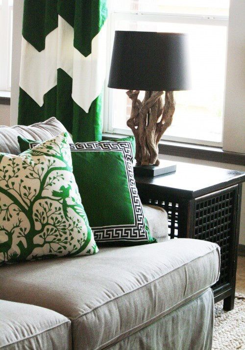 cushion covers in your living room soft furnishing