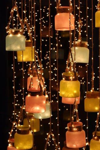 light decor ideas for Diwali ideas