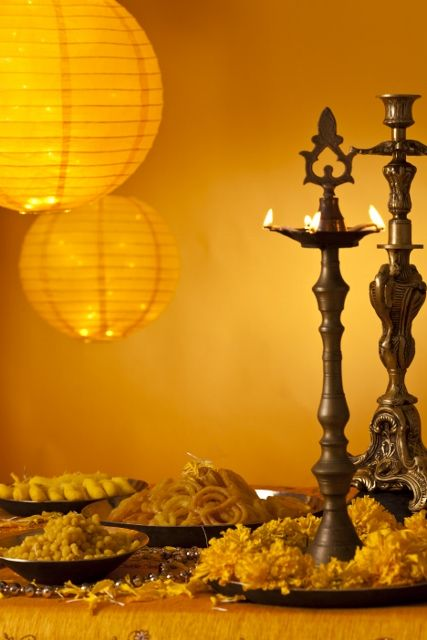 lighting decor Ideas for Diwali