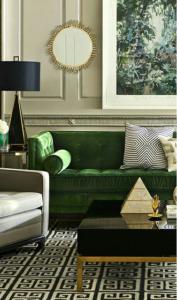 luxury room for interior designer