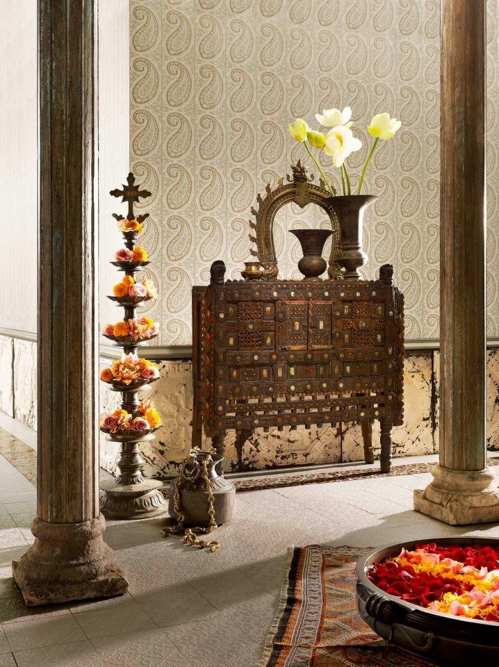wall decor ideas for diwali puja