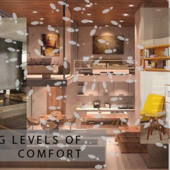 Comfortable designs