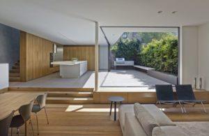 Terraces design