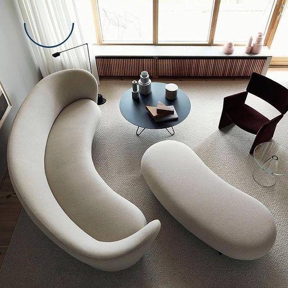 Custom Made Modern Sofa