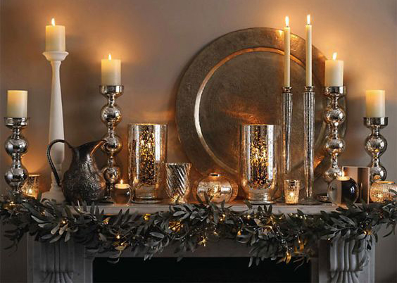 candles lights