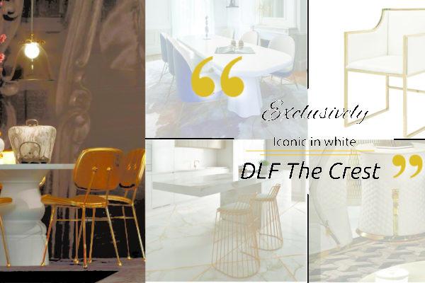 DLF The Crest Interior