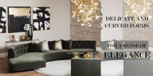 Curved Furniture