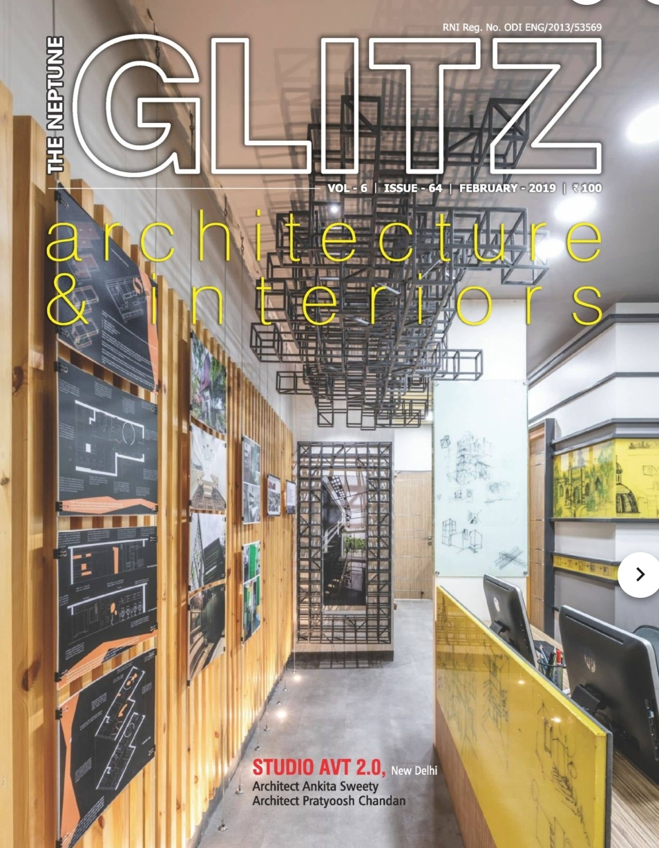 Glitz Architecture & Interiors - Cover Page - February 2019