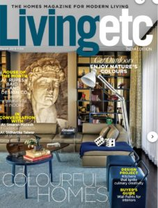 Living etc - Cover Page - March 2019