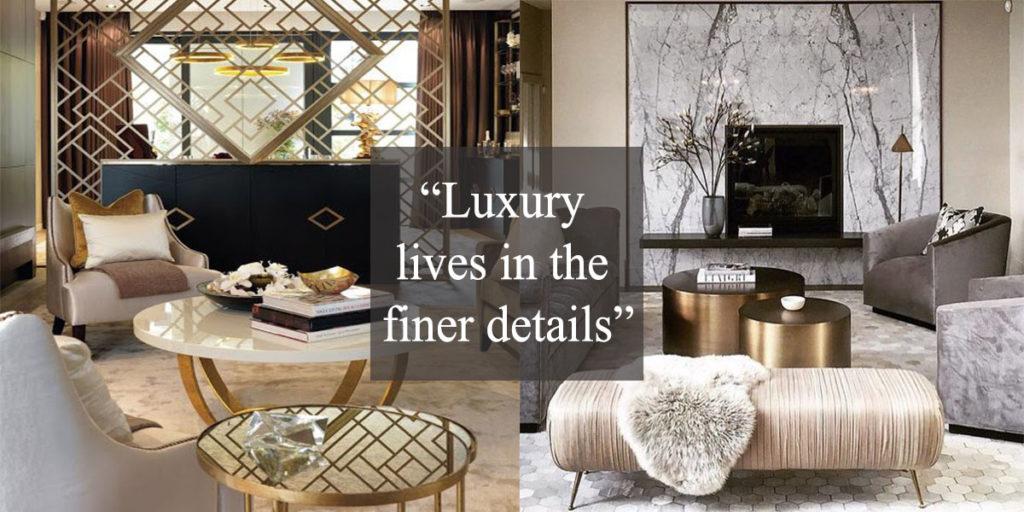 luxury ingredients